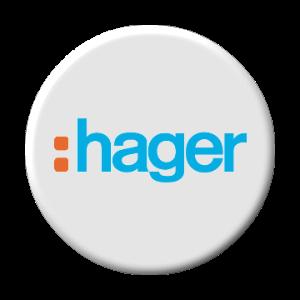 Hager : Matériel de protection