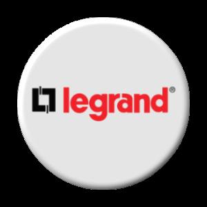 Legrand : Matériel électrique (interrupteur, prise, variateur,...)