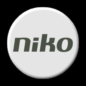 Niko : Fournisseur appareillage électrique (Interrupteur, Prise, Varaiteur,...)